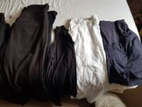 Variety of maternity clothes for sale singularly or a bundle. Offers
