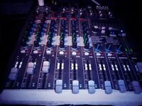 12-channel Mixer Alto Live 1202