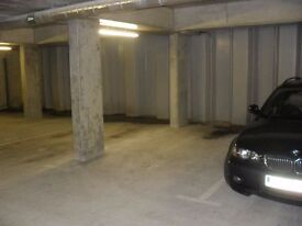 SECURE (GATED) UNDERGROUND CAR PARKING SPACE - OLD STREET, N1, CLOSE TO CITY, MOORGATE, ANGEL