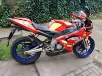 Aprilia rs50 2007