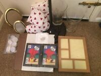 £5 JOB LOT need gone ASAP! All in very good condition. From smoke/pet free home.