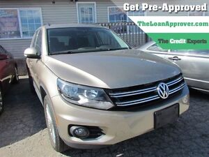 2016 Volkswagen Tiguan Special Edition | AWD | ONE OWNER | CAM |