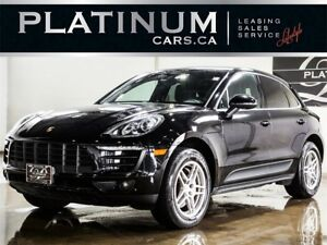 2015 Porsche Macan S, 340HP AWD, HEATED