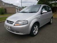 Chevrolet kalos very low mileage 42000