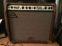 Selling Berhinger Amp £140, brilliant condition