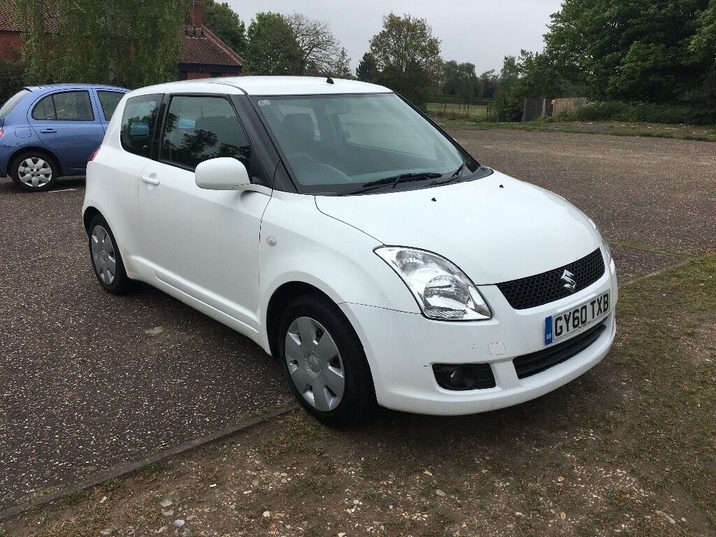 2010 suzuki swift sz3 1 3 in norwich norfolk gumtree. Black Bedroom Furniture Sets. Home Design Ideas