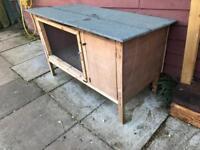 Chicken coop or rabbit hutch
