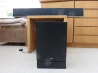 LG Home Cinema Sound System