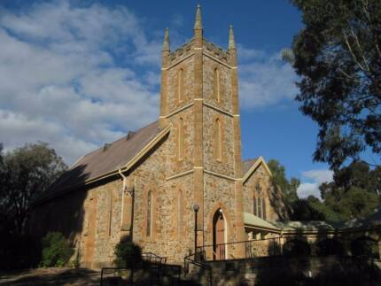 St Michael's Anglican Church, Historical, Beautiful Grounds