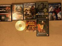 DVD Films for sale - all for £6 - house clearance