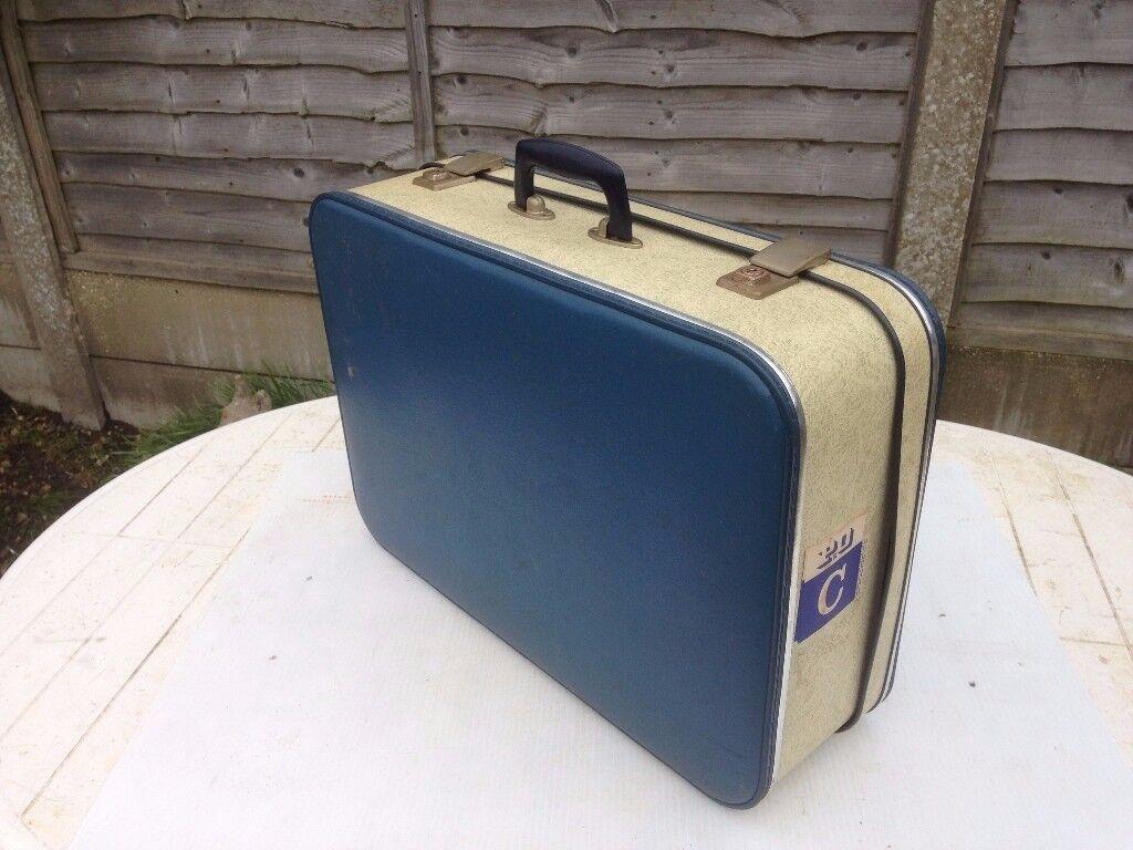 Suitcase , vintage