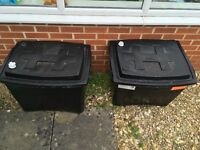 2 Large Cold Water Tanks