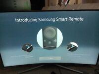 "SAMSUNG 49"" 6 Series UE49KU6500U UHD 4K Curved TV"