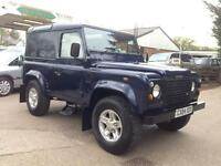 Land Rover Defender County Hard Top Td5 (blue) 2004