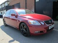 2005 (55) LEXUS GS430 SAT NAV AUTOMATIC Part exchange available / Credit & Debit cards accepted