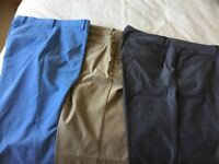 Ladies Tailoured Trousers - 3 pairs