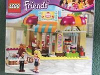 Lego friends bakery