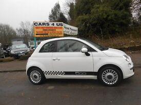 Fiat 500 Lounge 3 door Petrol 1.2 Like New