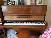 FREE PIANO, used but great condition, NEED GONE ASAP, collection only!