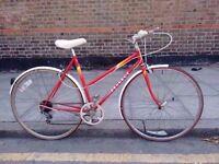 Fast and Lightweight Vintage Peueot Bike