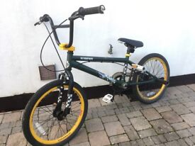 BMX for sale. Scorpion Malign BMX bike
