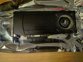 MSI 670 OC 2GB Graphics Card