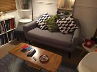 Made. Com two seater sofa Ritchie
