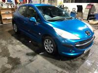 2008 Peugeot 207 S 1.6 HDi Manual 5dr Hatch Cheap £30 Road Tax