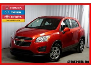 2016 Chevrolet Trax LS / BLUETOOTH / AIR CLIM / DOOR LOCK