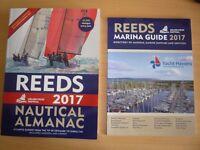 2017 Reeds Nautical Almanac plus Marina Guide