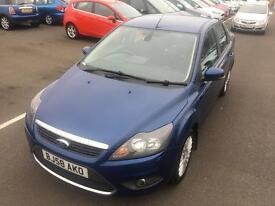 Ford Focus 1.8 diesel manual 2009