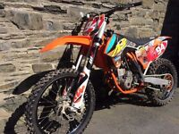 KTM 250 SX-F sxf sx 2015 motorcross bike