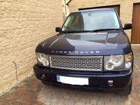 Range Rover V8 LPG 2003. 81000 miles