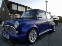 Customised Classic Mini