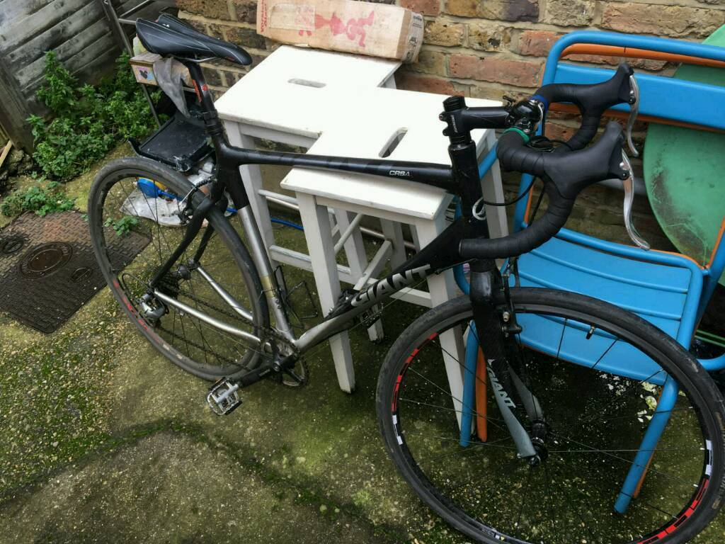 f8abc64c346 Giant CRS Alliance Carbon Bike | in Tooting Bec, London | Gumtree