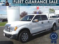 2014 Ford F150 XTR Supercrew 5.0L - Tow Package - 6.5ft box
