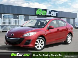 2010 Mazda 3 GS AIR | SUNROOF | ONLY 78,000 KM!