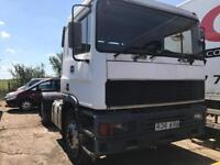 Erf tractor unit lorry