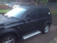 freelander spairs or repairs
