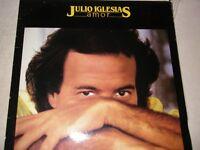 Julio Iglesias Vinyl 'Amor'