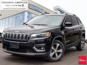 2019 Jeep Cherokee Limited * Leather * Panoramic Sunroof