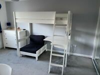 Dreams Bunk Bed with Sofa and Desk