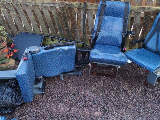 SELF CONTAINED SEATBELTED VAN EXTRA SEATS | in Lesmahagow, South  Lanarkshire | Gumtree