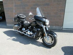 2012 yamaha  Royal Star Midnight Venture Touring