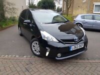 TOYOTA PRIUS PLUS 7 SEATS UK MODEL VERY GOOD CONDITIIN ONE COMPANY OWNER FROM NEW FULL HISTORY UKCAR