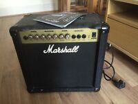 Marshall C15RCD 15w Guitar Practice Amp