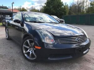 2004 Infiniti G35 Coupe *WINTER TIRES INCLUDED** HID| Sunroof