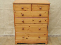 Chest of Drawers soldi wood (Delivery)
