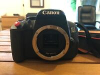 CANON EOS 700D (BODY AND ACCESSORIES ONLY)