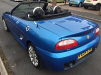 2005 mg tf spark Ldt 1 off 1000 made